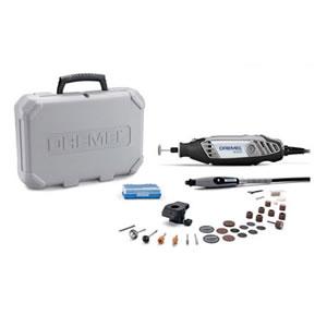 Mototool 3000  30 accesorios + Guaya + Maleta Plástica DREMEL