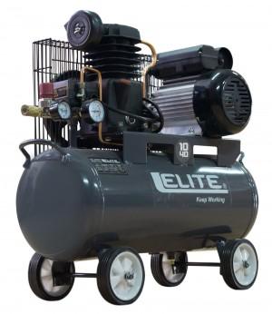 Compresor Semi – Industrial de acople por polea de 1.0 Hp y tanque de 40 litros. CA1040 ELITE