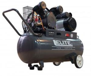 Compresor Semi – Industrial de acople por polea de 2.0 Hp y tanque de 70 litros. CA2070 ELITE