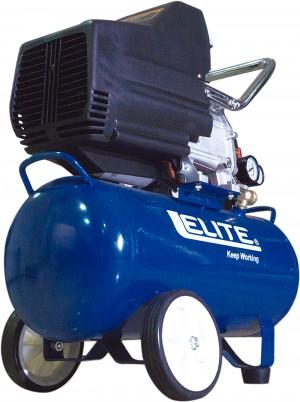 Compresor Profesional de acople directo de 2.5 Hp y tanque de 25 litros. CA6256 ELITE